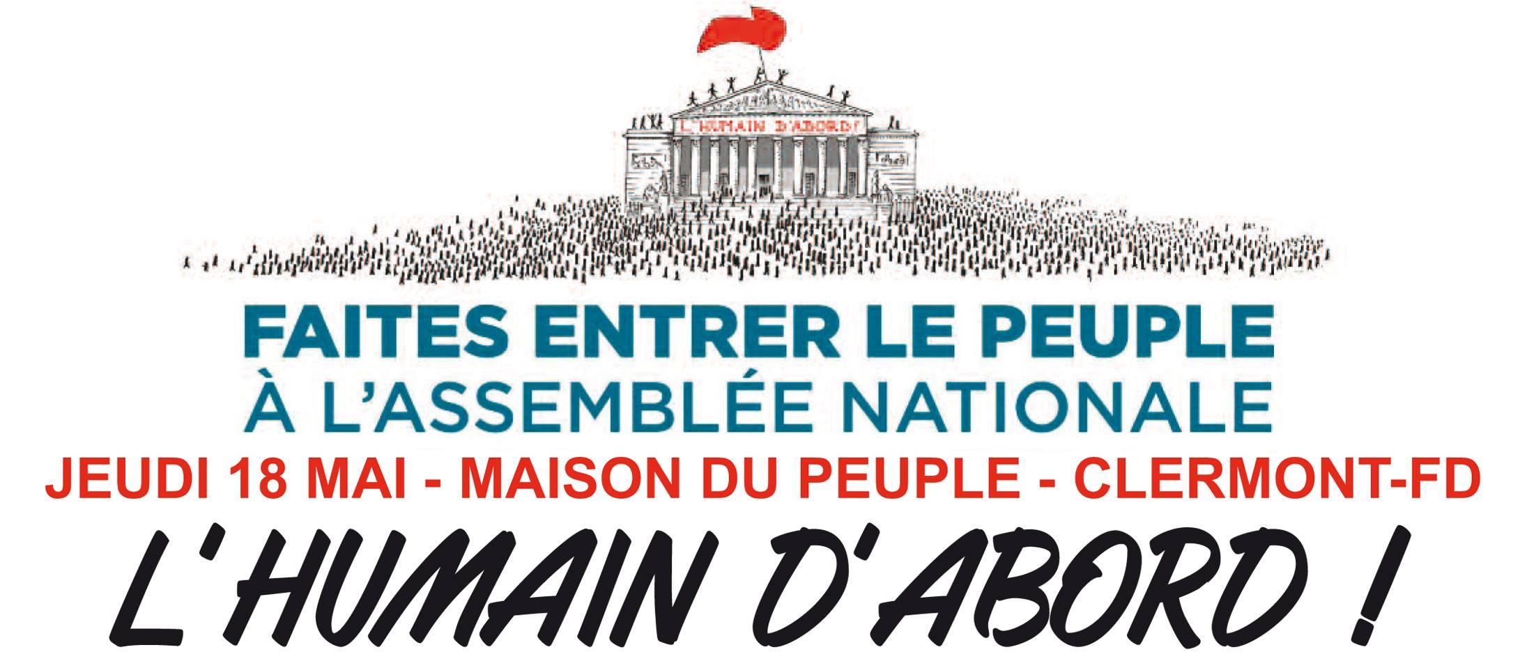Meeting départemental – Jeudi 18 mai à 19h00